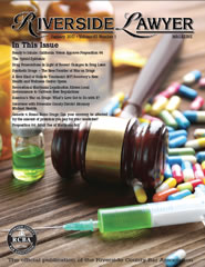 January 2017 - Riverside Lawyer Magazine